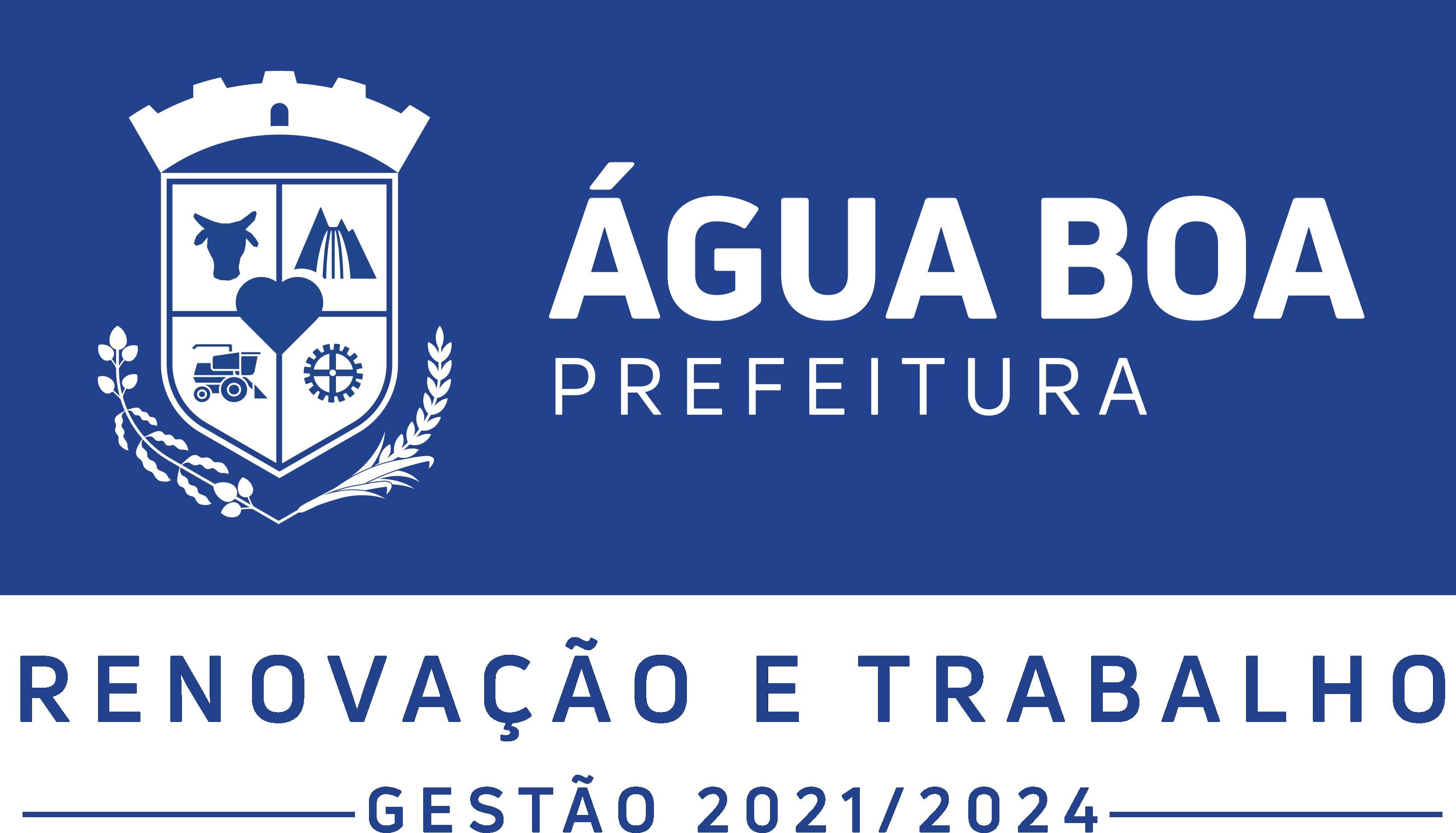 Prefeitura Municipal de Água Boa - MT